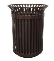 Trash Cans & Recycle Bins: Exterior Trash Cans - Propheaven.com