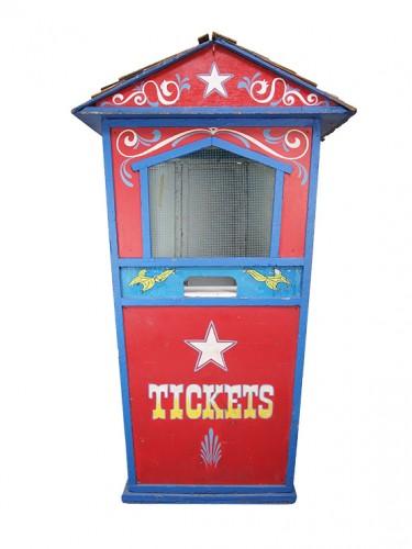 Tickets Game Design