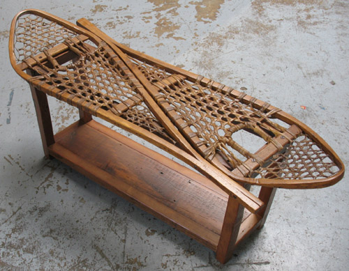 Snowshoe Coffee Table