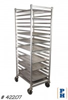 Bakery / Cafeteria Tray Rack
