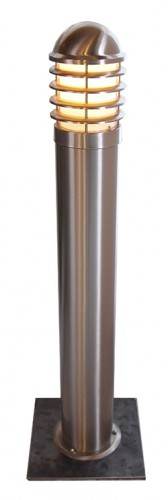 Bollard Post with Lighted Head