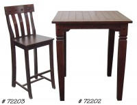 Bar Table & Stool