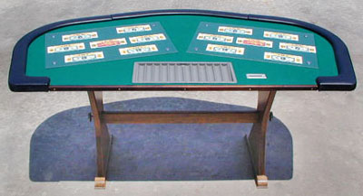 Wheel of Fortune Table