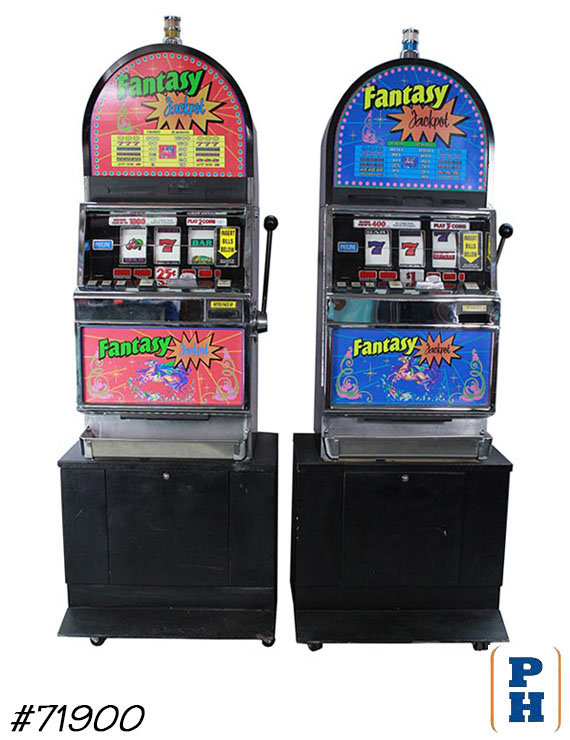 Slot Machine Base Cabinets