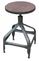 Bar Stool Adjustable Height