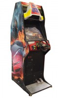 arcade racing video game