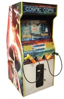 Arcade Shooting Video Game