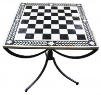 chess - checkers table