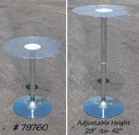 table adjustable height