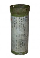 Artillery Shell Canister