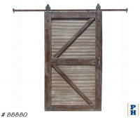 Barn Door Wall Decor