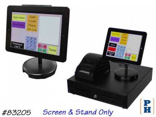 Tablet Cash Register, Screen & Stand Only