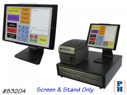 Tablet Cash Register, Screen and Stand Only