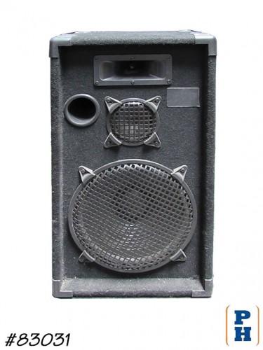 Speaker in Amplifiers and Speakers