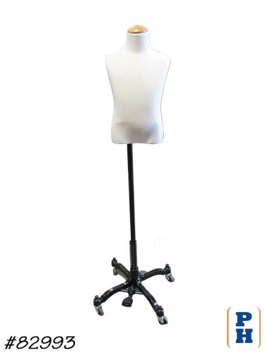 Dress Form with Stand
