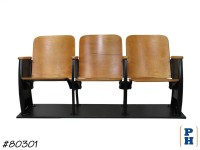 Wooden Seats - Theater/ Stadium/ Auditorium