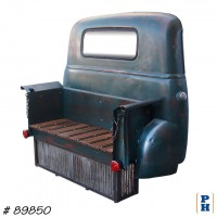 Truck Bench Display