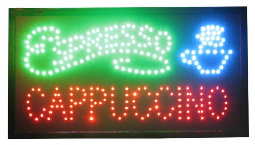 Electric LED Sign