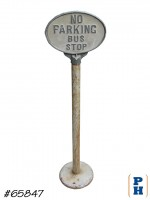 Traffic Sign with Stand