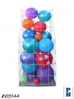 Grocery Store Ball Rack