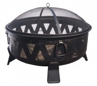 Campsite Barbecue Fire Pit