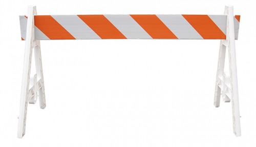 Traffic Barrier - Barricade in Traffic Barriers & Safety