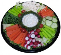 party platter - tray