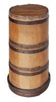 Butter Churn Pedestal
