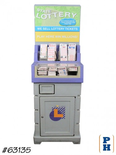 Lotto Playing Stand