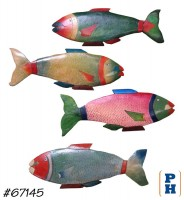 Fish Wall Decor