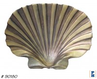 Clam Shell Wall Decor