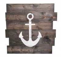 Wood Sign Anchor