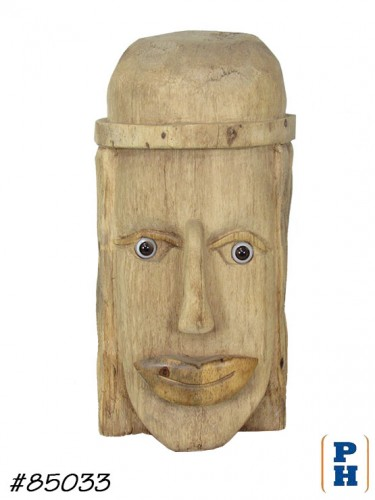 Tiki God Head