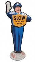 Crossing Guard Sign