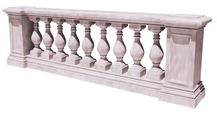 wall / railing in Architectural Elements
